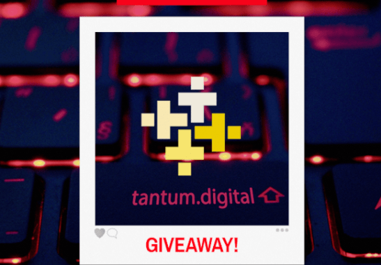 Tantum Digital Bounty - 550,000 TAD Tokens Will Giveaway