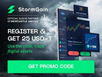 StormGain Airdrop USDT - Receive $25 Of USDT As Register Account - Earn Passive Income With StormGain