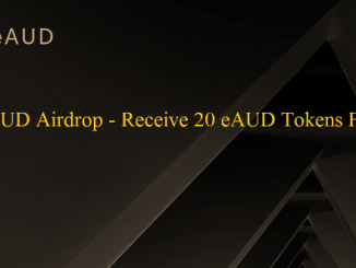 eAUD Airdrop - Earn $10 Of eAUD Tokens Free