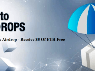 Bitcoin News Airdrop ETH - Receive $5 Of ETH Free