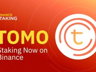 Binance Supported TomoChain Staking - Hold TOMO To Earn Rewards