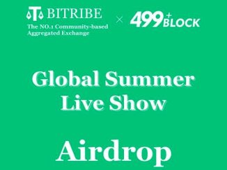 Bitribe Airdrop Bitcoin - Get Up To 0.61 BTC Free