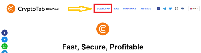 Earn Bitcoin With CryptoTab - Free Bitcoin Mining Browser With 10 Levels Of Referrals