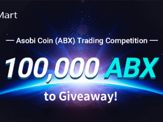 Asobi Trading Competition On BitMart - Win 100,000 ABX Coins In Prizes