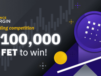 FET Trading Competition On Binance - Win $100,000 In FET Tokens