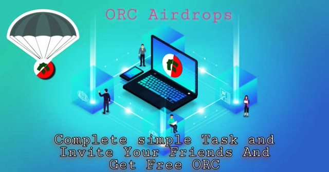 Originate Airdrop Campaign - Get $10 Of ORC Tokens Free
