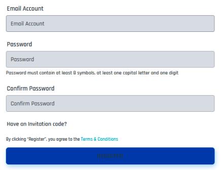 Quantaex Account