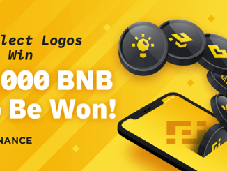 Collect Binance Logos And Win 3,000 BNB In Prizes