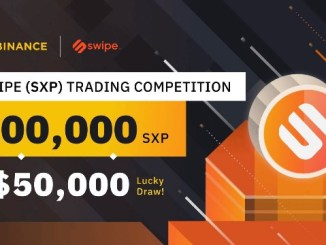 Swipe Trading Competition On Binance - Win $250,000 In SXP Tokens And USDT