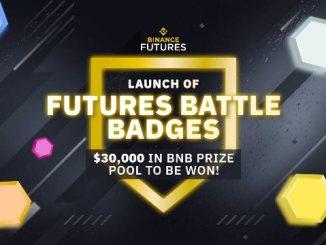 Binance Battle Badge Reward - $30,000 In BNB to Be Won