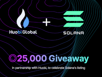 Solana And Huobi Global Airdrop - Earn Up To $500 Of SOL Tokens Free
