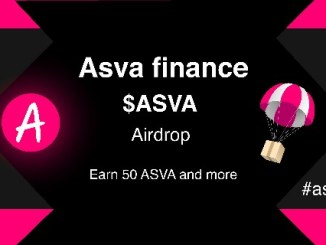 ASVA Crypto Airdrop Campaign - Get Free $20 Of ASVA Tokens