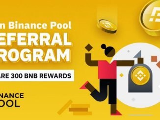 Binance Pool Referral Program To Share 300 BNB Rewards