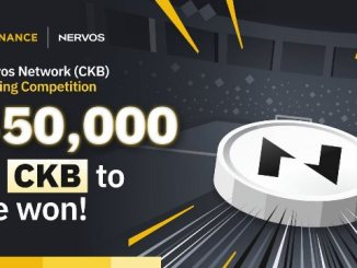 Nervos Network Trading Competition On Binance - Win $50,000 In CKB Tokens