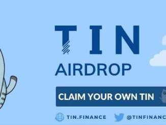 Tin Finance Crypto Airdrop - Get Free $5 Of TIN Tokens