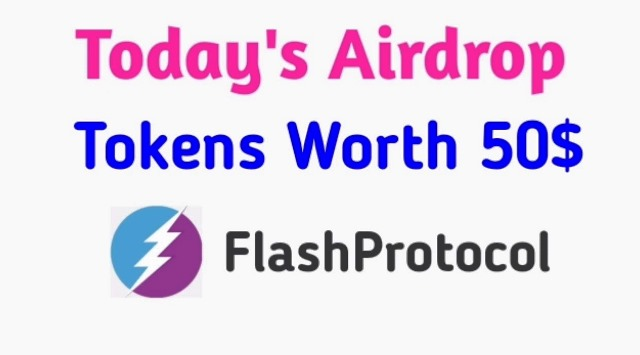 Flash Protocol Airdrop Campaign - Get Free $50 Of FLP Tokens