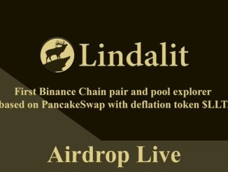 Lindalit Crypto Airdrop Campaign - Get Free $20 Of LLT Tokens