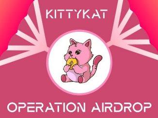 KittyKat Crypto Airdrop Program - Earn Free $25 Of KittyKat Tokens