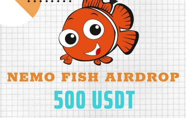 NEMO Crypto Airdrop Campaign - Share $500 In Prizes