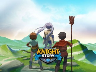 Biscuit Labs Launches Knight Story Game on TRON Network