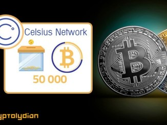 Crypto Lender Celsius Taps 50K Bitcoin Deposits Amid Pandemic