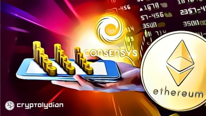 Two-thirds of ETH Hodlers Plan to Stake Part of Their Assets- ConsenSys