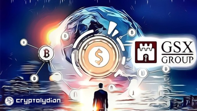 GSX Group Launches Securities and Funds Tokenization Platform