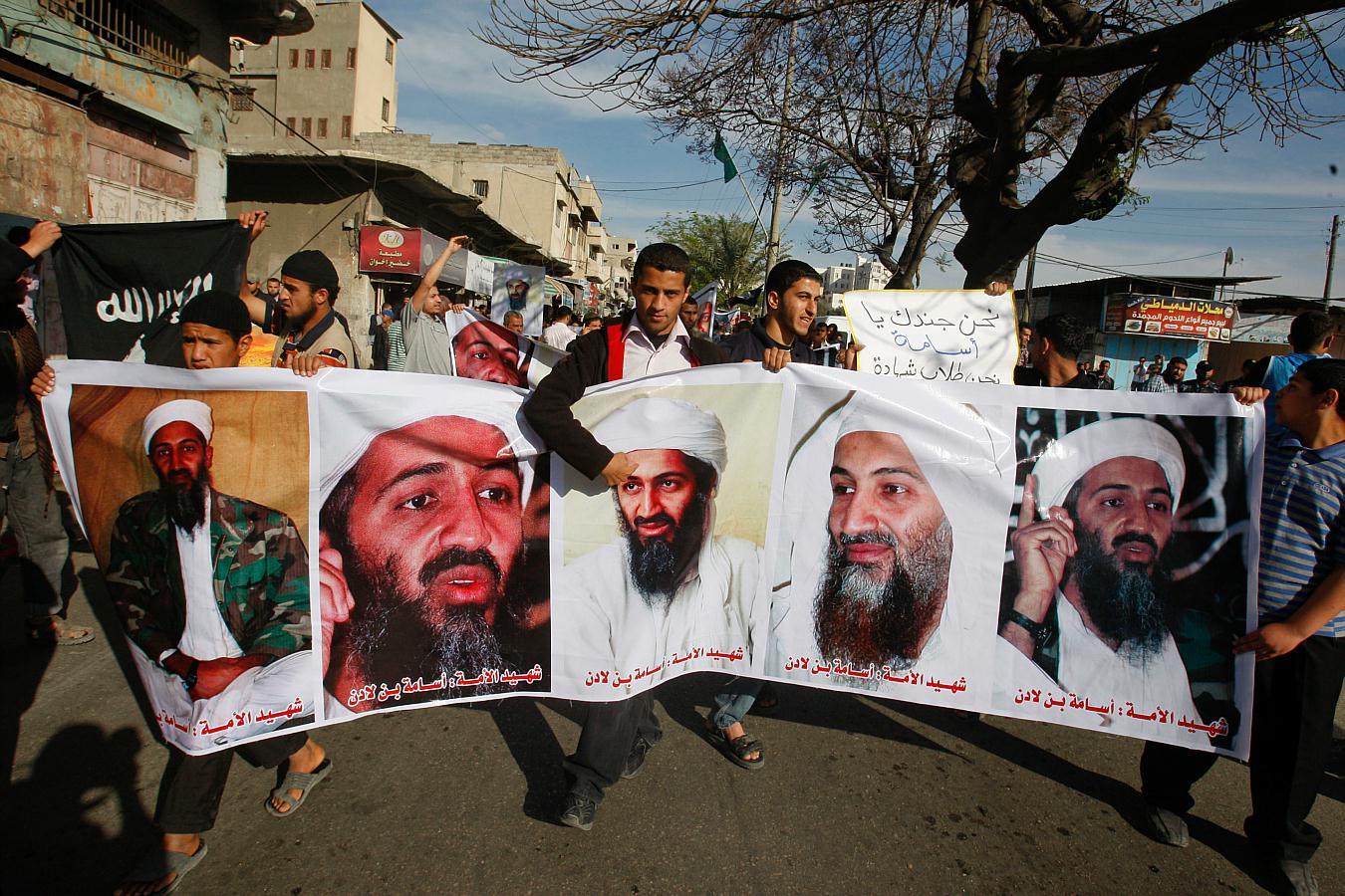 Osama Bin Laden Kill Protest Photos 2