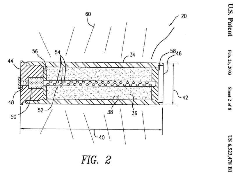 US Army Patent on Bioweapons Grenade