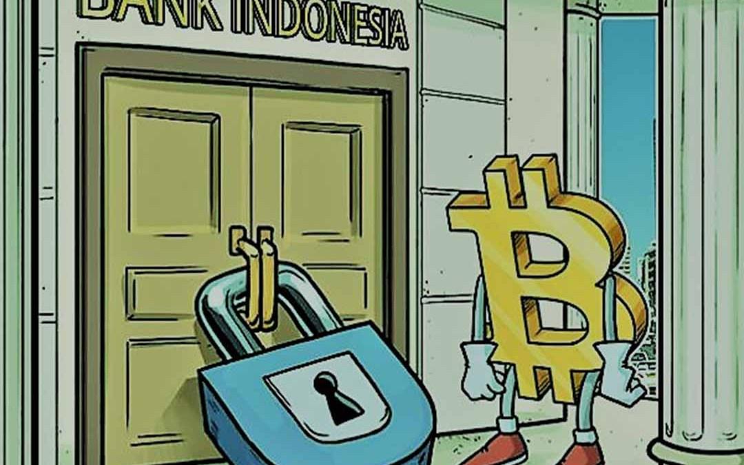 حملات دعائية مستمرة من البنك المركزي الإندونيسي ضد الكربتوكرنسي