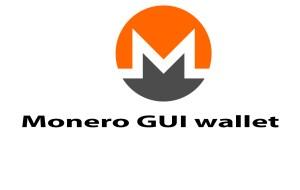 Monero GUI wallet