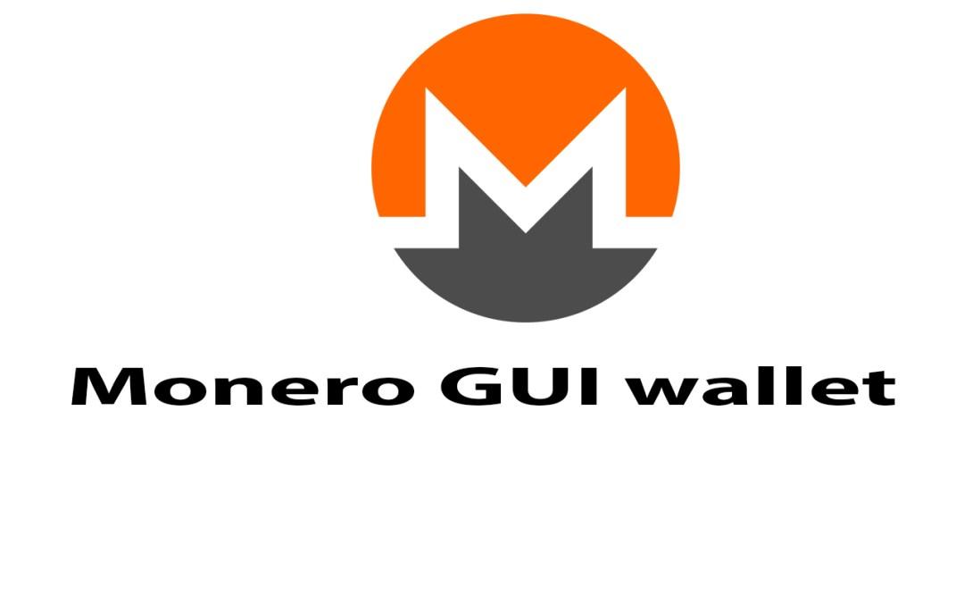 كيفية استخدام محفظة مونيرو من نوع Monero GUI wallet ؟