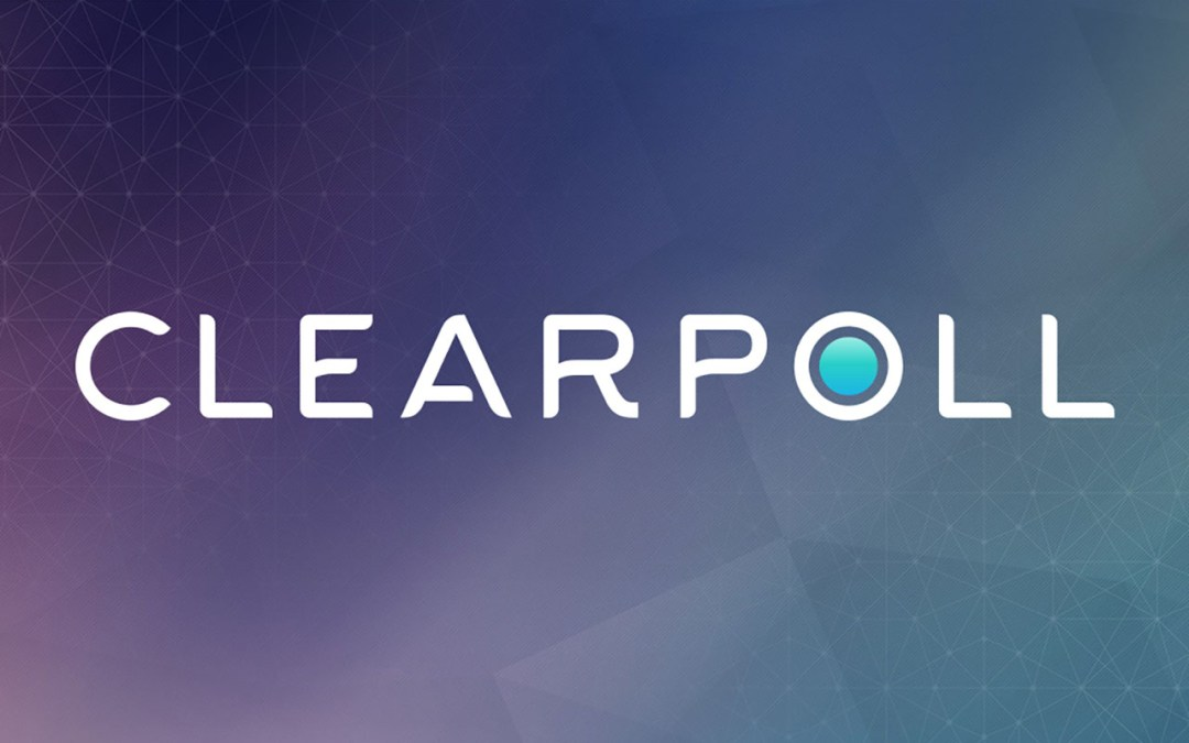 ClearPoll شبكة استطلاع رأي اجتماعية على البلوكشين