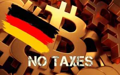 لا ضرائب بعد اليوم في ألمانيا على العملات الرقمية