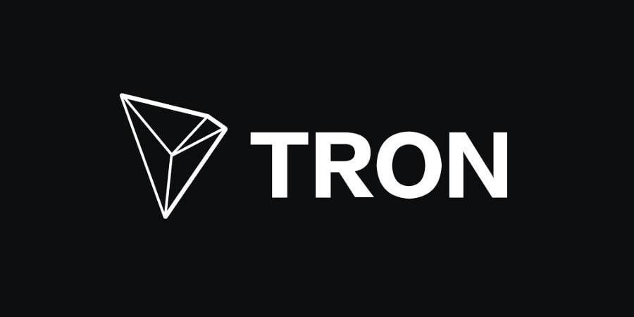 криптовалюта Tron монета TRX