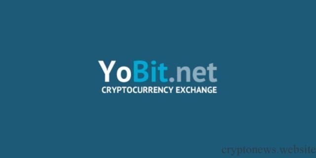 yobit.io биржа криптовалют