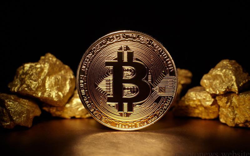 bitcoin-золото
