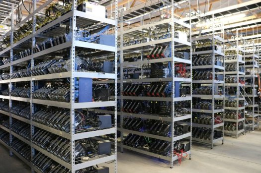 Early big name in Bitcoin mining has filed for bankruptcy ...