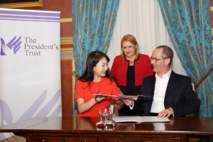 Binance and Malta Sign MOU to Create the Blockchain Charity Foundation.