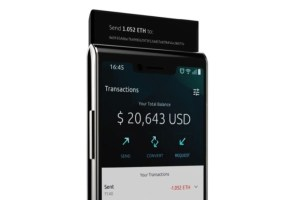 "Sirin Labs: ""We're not with IOTA"".  Finney Phone Relies on Ethereum Now"