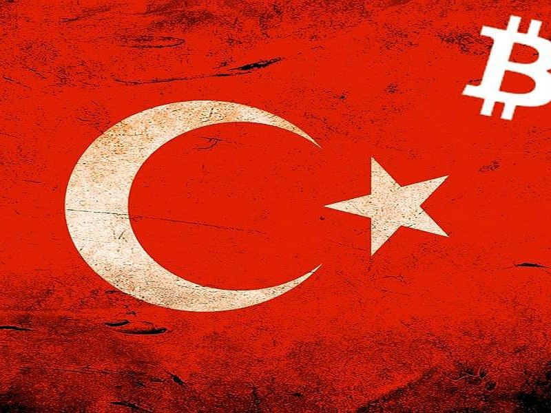 Crypto Traders Eye Turkey as Local Currency Tumbles