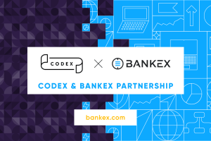"BANKEX and Codex Protocol Announce Integration Partnership to Open the Arts & Collectibles (""A&C"") Market to Different Investors"