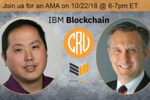 An AMA on the Future of Blockchain and Cryptocurrency: With IBM Blockchain's Jesse Lund
