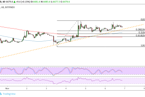 Bitcoin (BTC) Price Analysis: Quick Bullish Pullback Opportunity