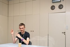 Vitalik Rejects Rumors of Him Leaving the Ethereum (ETH) Project