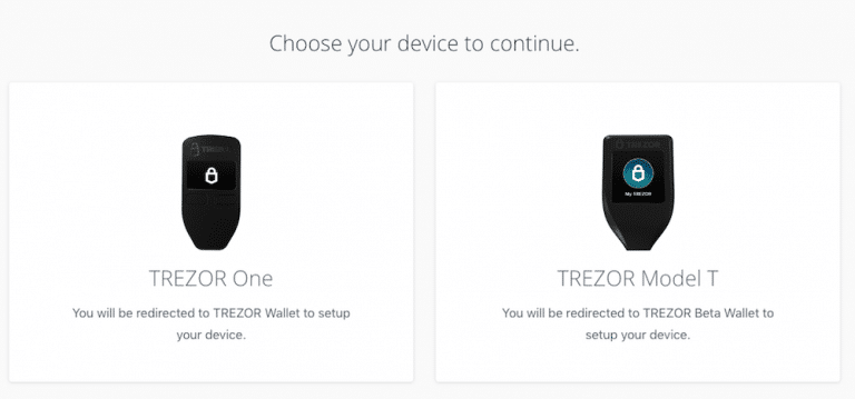 Choose-device