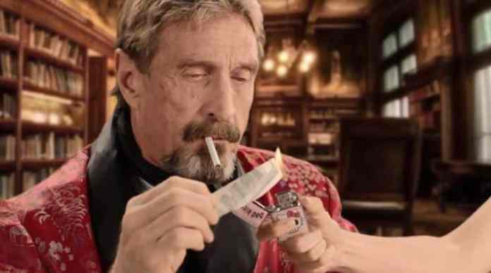 Privacy First: John McAfee's New Crypto Debit Card Will Be Semi-Anonymous