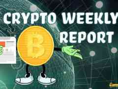 $10K Is Getting Away From Bitcoin After Another Week of Failed Attempts: The Weekly Market Update