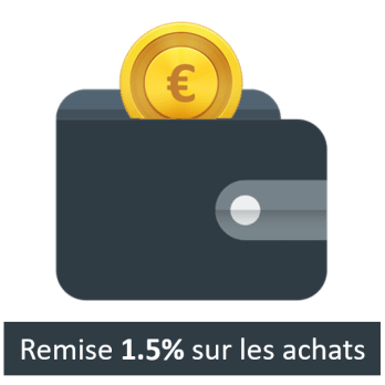 Versement portefeuille