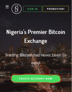 best bitcoin account in Nigeria